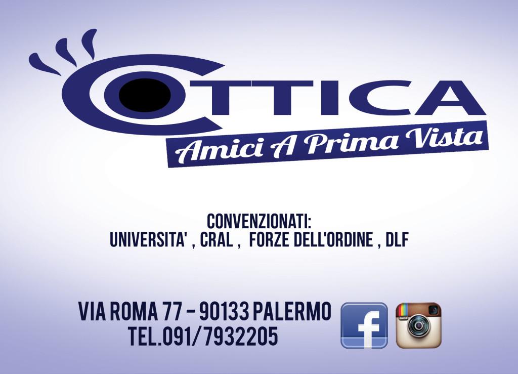 Ottica AmiciAprimaVista Biglietto Da Visita 2014