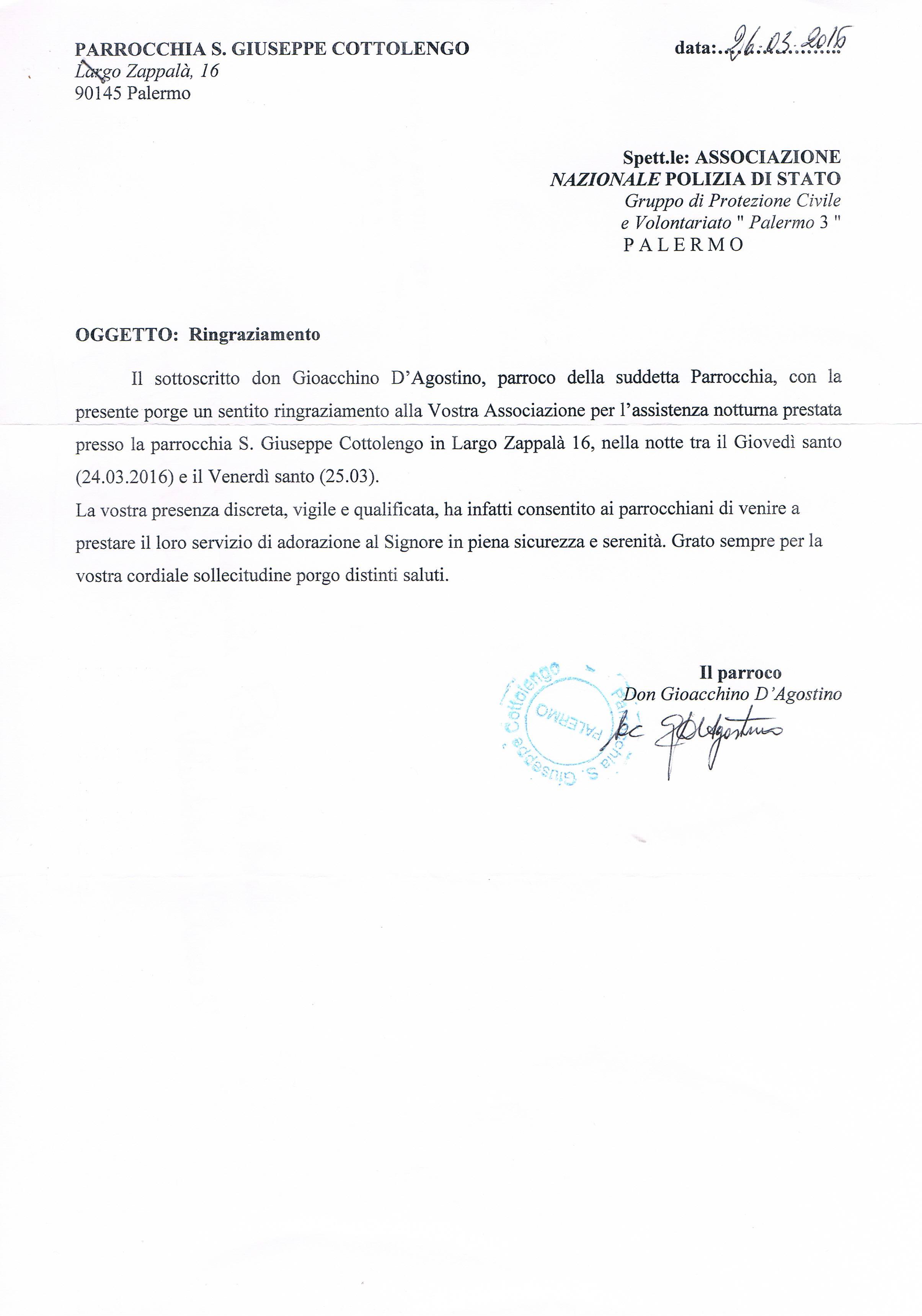 parrocia pascqa 3 2016